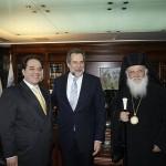 Μνημόνιο συνεργασίας με την Γ.Γ. Πολιτικής Προστασίας